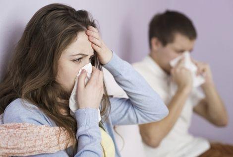 Епідемія грипу в Україні