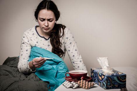 Лікування застуди та грипу