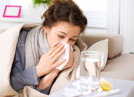Як довго після грипу людина є заразною?