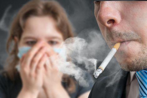 Названа нова смертельна небезпека тютюнового диму
