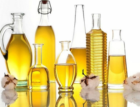 Касторова олія для волосся