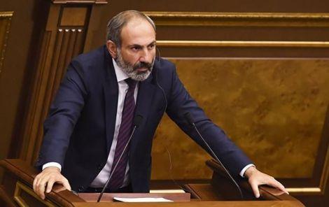 Вірменський прем'єр захворів на коронавірус