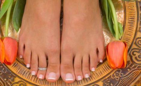 ванночки допоможуть у боротьбі з пітливістю ніг