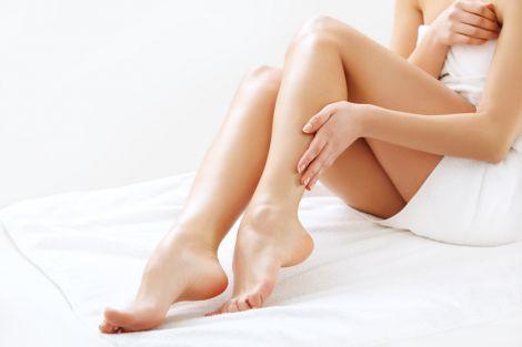 Кілька рецептів для красивих ніжок