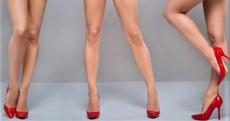 Худорлявість ніг