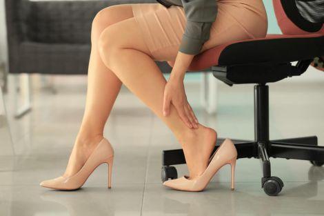 Біль в ногах під час ходьби