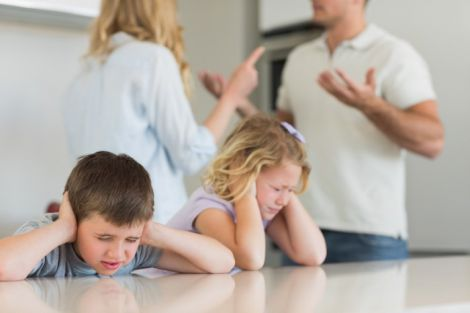 Вплив розлучення на дитину