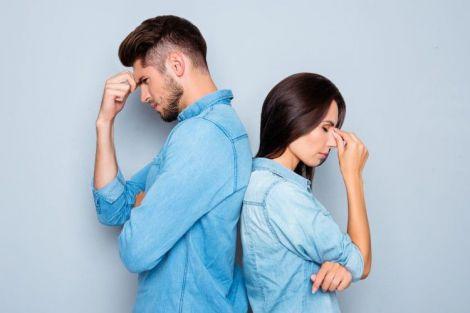 Причина розпаду шлюбів
