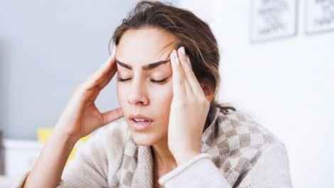 Головний біль - перший симптом спазму судин мозку