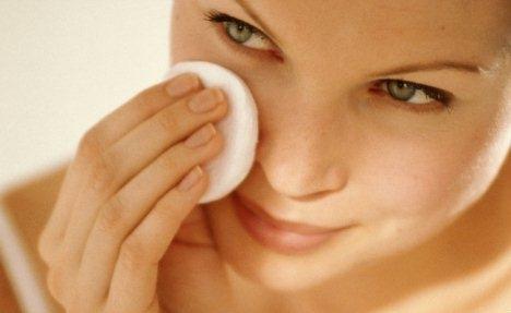 Очищайте обличчя