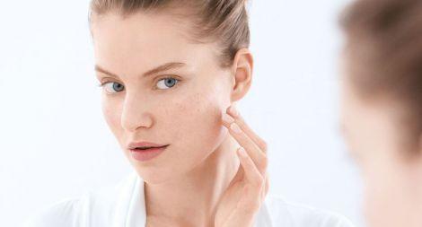 Як доглядати запаленою шкірою?