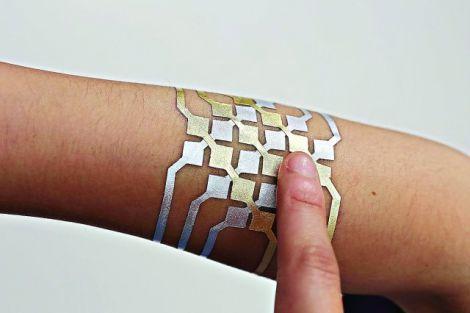 Науковці розробили нову штучну шкіру