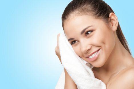 Правильне очищення шкіри