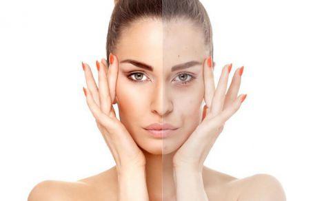 Уповільнення старіння шкіри