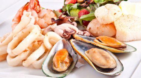 Користь морепродуктів