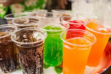Солодкі газовані напої