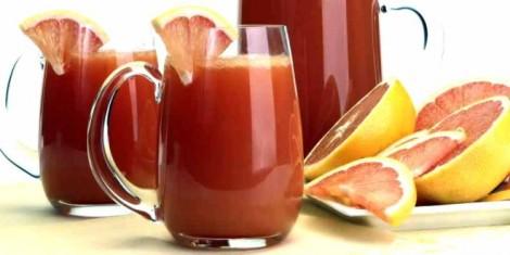 Один грейпфрут або склянка соку можуть впливати на організм протягом доби