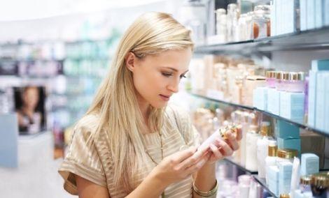 Уважно читайте склад косметичних засобів перед покупкою