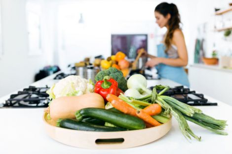 Основні переваги рослинної дієти