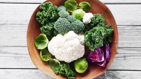 Через рослинну їжу в організм потрапляють бактерії