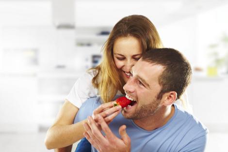 Яку їжу вживати, щоб зачати дитину?