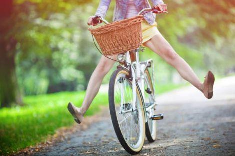 Катання на велосипеді