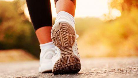 Активна ходьба зміцнює здоров'я