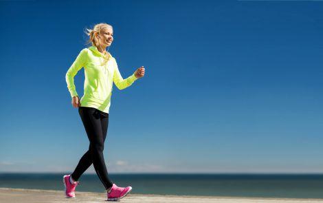 Щоденна ходьба зменшує біль у суглобах
