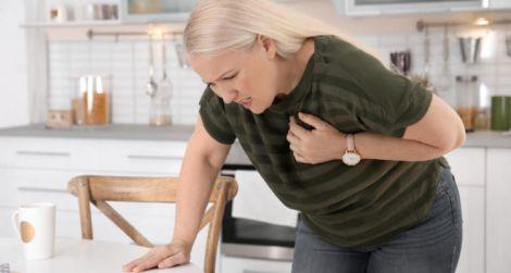 Симптоми інфаркту у жінок