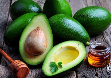 Користь авокадо для зору