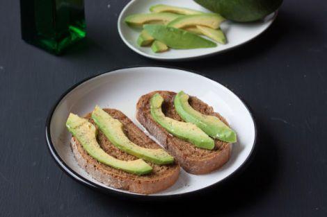 Бутерброд з авокадо