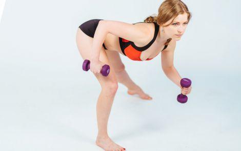 Прості фізичні вправи для пружних сідниць