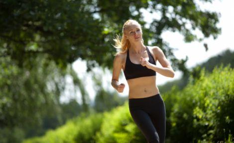Біг покращить загальний стан організму