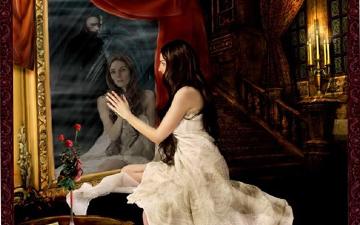 дзеркало допоможе не розчухувати рани