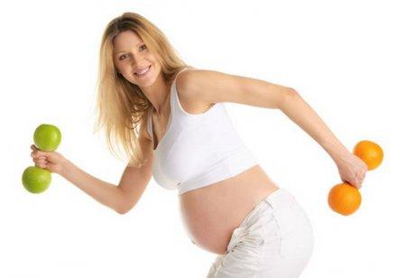 Фітнес проти депресії під час вагітності (ВІДЕО)