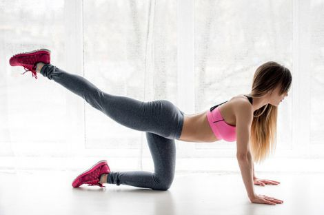 Переваги занять фітнесом