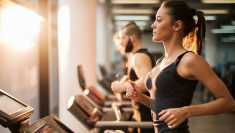 Занятия фитнесом - путь к здоровью и красивой фигуре