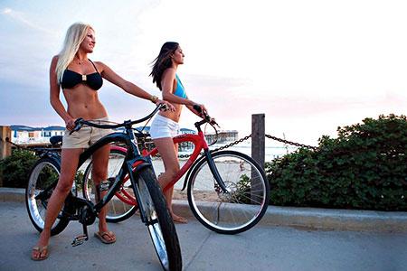 Користь і шкода від прогулянки на велосипеді