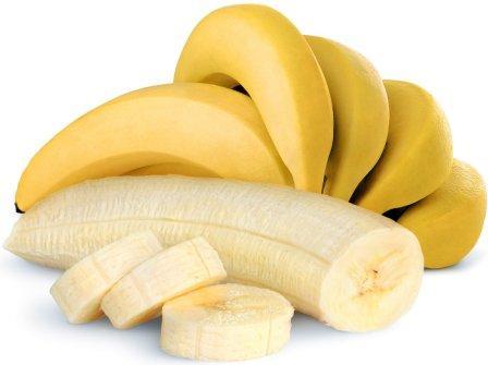 Банани не можна на голодний шлунок