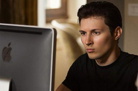 Павло Дуров розповів, як виглядати молодим довгий час