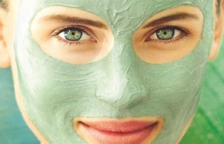 маски для сяючої шкіри
