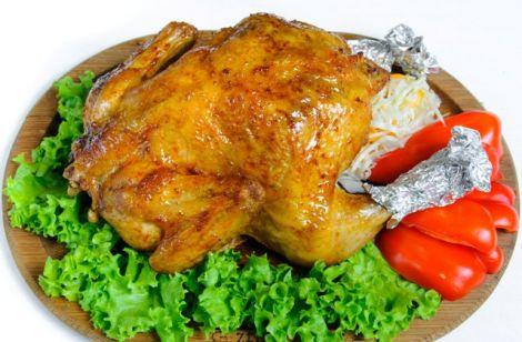 вживання м'яса курки дозволяє виробляти гормон щастя- серотронін