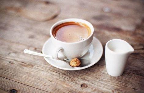 Кава з молоком більш корисна