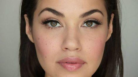 Природний макіяж на кожен день (Відео)