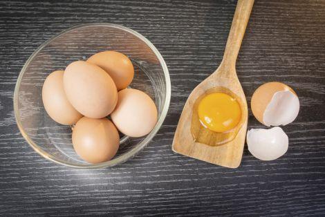 Шкода курячих яєць