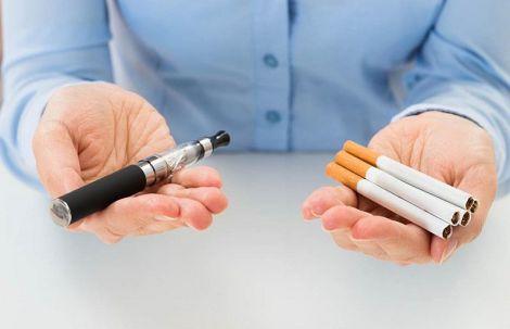 Електронні сигарети та відмова від куріння