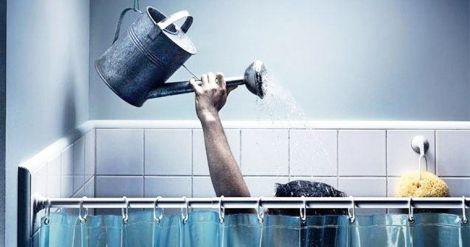 Холодна вода врятує від болю