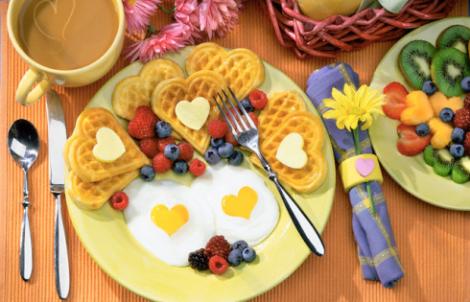 Сніданок у спеку