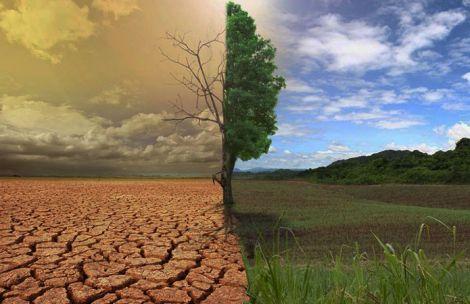 Зміни клімату та існування людства