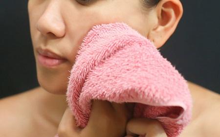 Не користуйтесь чужим рушником
